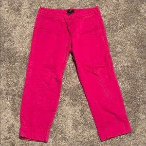 Ladies Mossimo stretch Ankle Pants